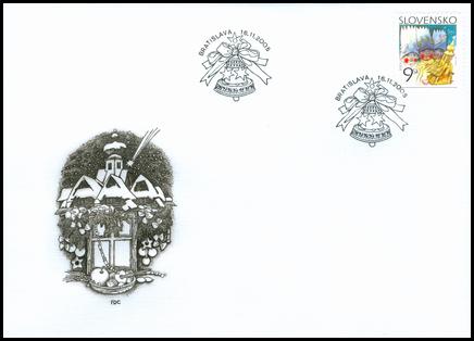 Vianoce 2005 - Traja králi