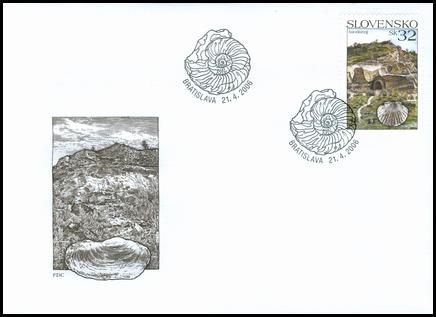 Ochrana prírody - Geologická lokalita Sandberg