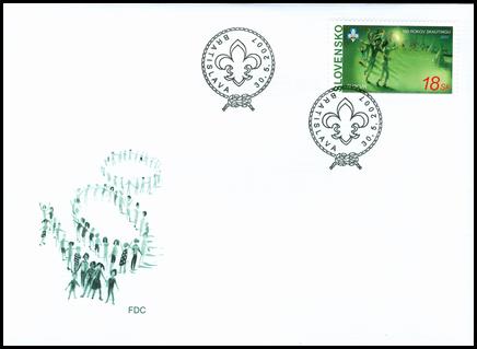 EUROPA 2007 – 100 rokov skautingu