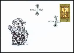 Klenotnica múzeí – Nitriansky evanjeliár