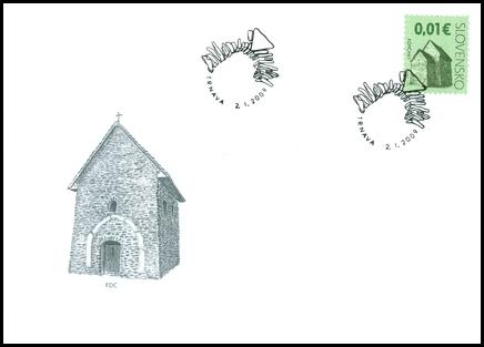 Kaplnka sv. Margity pri Kopčanoch