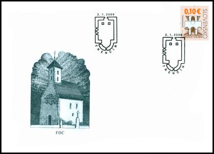 Kostol sv. Jána Krstiteľa v Sedmerovci – Pominovciach