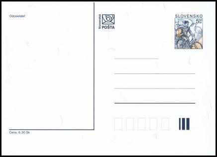 Poštový motív