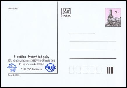 Svetový deň pošty