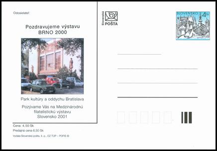 Výstava Brno 2000