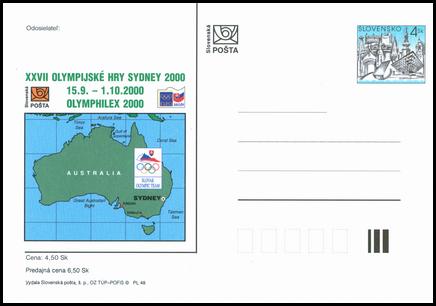 XXVII. Olympijské hry Sydney
