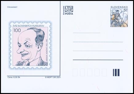 100. výročie narodenie L. Novotného