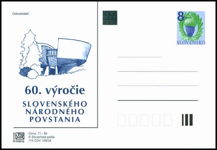 60. výročie Slovenského národného povstania