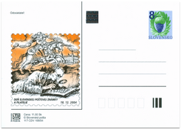 Day of the Slovak Postage Stamp and Philatelie