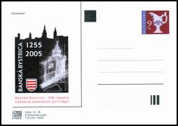 Banská Bystrica - 750 .výročie udelenia mestských privilégií
