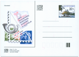 The Day of the Slovak Postage Stamp