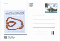 6th Slovak-Polish Philatelic Exhibition Bratislava 2007