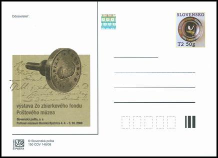 Výstava Zo zbierkového fondu Poštového múzea