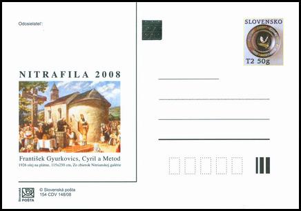 Nitrafila 2008 /Nálezy z Bojnej