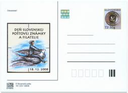 Day of the Slovak postage stamp and philately 2008