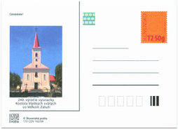 240th Anniversary of Sanctification of the All Saints Church in Veľké Zálužie