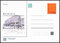 100 rokov organizovanej filatelie v Bratislave