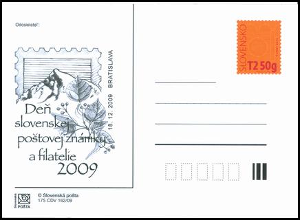 Deň slovenskej poštovej známky a filatelie 2009