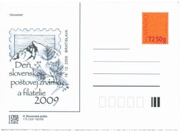 The Day of Slovak postage stamps and philately 2009