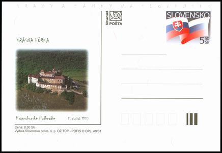Hrady a zámky na Slovensku - Krásna Hôrka