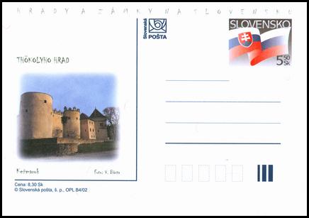 Hrady a zámky na Slovensku - Thökolyho hrad