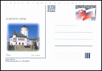 Hrady a zámky na Slovensku - Budatínsky zámok