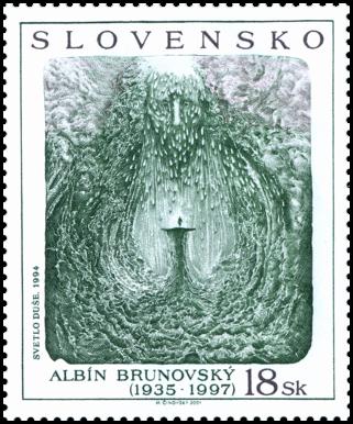 Albín Brunovský: Svetlo duše