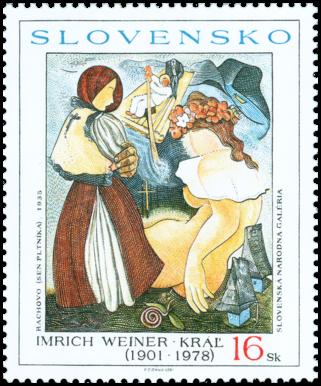 Imrich Weiner - Kráľ: Rachovo (Sen pltníka)
