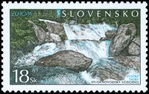 EUROPA 2001: Studenovodský vodopád