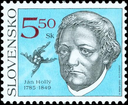 Osobnosti - Ján Hollý