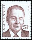 Prezident Slovenskej republiky Rudolf Schuster (výplatná)