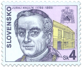 Osobnosti - Juraj Haulík