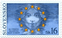 The 50th Anniversary of the Council of Europe