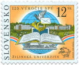 125.th Anniversary of the Universal Postal Union - Žilina University