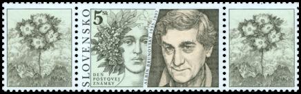 Deň poštovej známky - Albín Brunovský