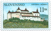 Splendours of our Homeland - Krásna Hôrka
