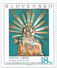 Our Lady of Sorrows - patron of Slovakia