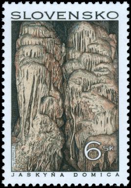 Splendours of Our Homeland - Cavern-Domica