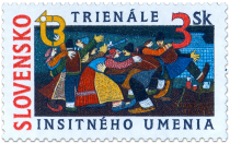 Trienale of Naive Art