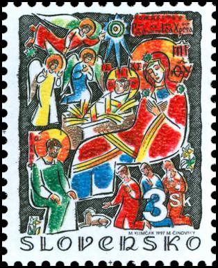 Vianoce 1997 - Narodenie