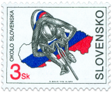 "The ""Round Slovakia"" Cycle Race"