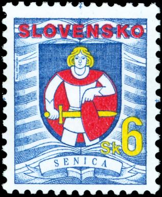 Senica   (výplatná)