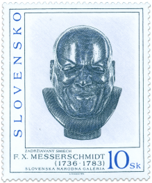 Art - Franz Xaver Messerschmidt: Suppressed Laughter