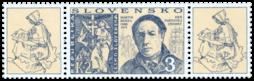 Postage Stamp Day - Martin Benka