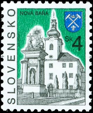 Nová Baňa   (výplatná)