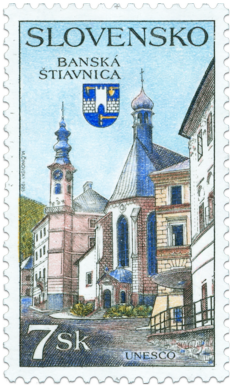 Krásy našej vlasti - Banská Štiavnica
