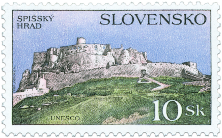 Splendours of Our Homeland - Spiš Castle