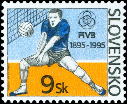 100 rokov volejbalu