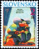 Biennial of Illustrations Bratislava 1995