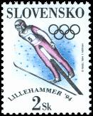 XVII. zimné olympijské hry Lillehammer ´94